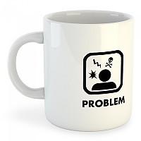 [해외]KRUSKIS Mug Problem Solution Ski 325ml White