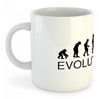 [해외]KRUSKIS Mug Evolution Snowboard 325ml White