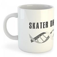 [해외]KRUSKIS Skateboard DNA 325ml White