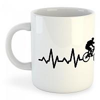 [해외]KRUSKIS MTB Heartbeat 325ml White