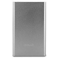 [해외]MUVIT Powerbank Silver