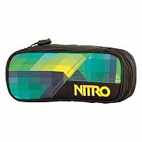 [해외]NITRO Pencil Case Geo Green