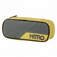 [해외]NITRO Pencil Case Gunmetal