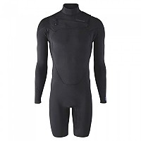 [해외]파타고니아 R1 Lite Yulex Full Zip Spring Suit L/S Black