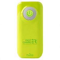 [해외]PURO Power Bank Fast Charger Lime