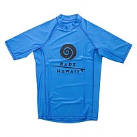 [해외]RADZ HAWAII Lycra S/S Blue Royal Block