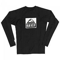 [해외]REEF Logo Rashguard II Black