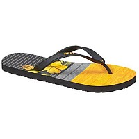 [해외]REEF Switchfoot Prints Black / Yellow