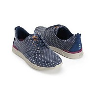 [해외]REEF Rover Low Prints Navy / Dots