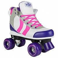 [해외]ROOKIE Rollerskates Deluxe Pink / Grey / Purple