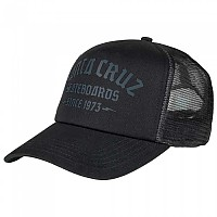 [해외]SANTA CRUZ Blackletter Cap Black