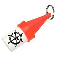 [해외]SEACHOICE Floating Key Buoy Red
