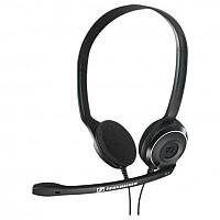 [해외]SENNHEISER PC 8 Chat USB Headphones Black
