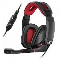 [해외]SENNHEISER GSP 350 Gaming Headphones Black