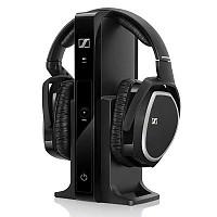 [해외]SENNHEISER RS 165 TV Wireless Headphones Black