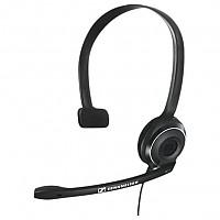 [해외]SENNHEISER PC 7 USB Headphones Black