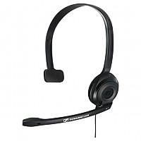 [해외]SENNHEISER PC 2 Chat Headphones Black