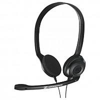 [해외]SENNHEISER PC 3 Chat Headphones Black