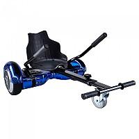 [해외]SKATEFLASH K6 Pack With HoverKart And Bag Chrome Blue