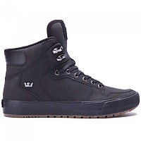 [해외]SUPRA Vaider Cold Weather Black / Black / Dark Gum