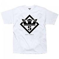 [해외]SUPRA Stencil Regular S/S White