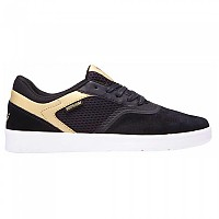 [해외]SUPRA Saint Black / Gold / White