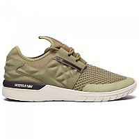 [해외]SUPRA Flow Run Evo 2 Olive / Bone