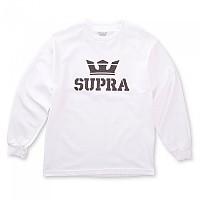 [해외]SUPRA Above L/S White