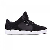 [해외]SUPRA Ellington Black / Light Grey / White