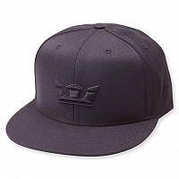 [해외]SUPRA Icon Snap Cap Black
