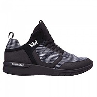 [해외]SUPRA Method Black / White / Black