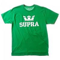 [해외]SUPRA Above Regular S/S Green / White / White