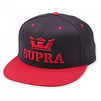 [해외]SUPRA Above Snap Black / Red