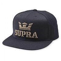 [해외]SUPRA Above Snap Black / Dark Olive