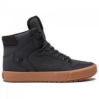 [해외]SUPRA Vaider Cold Weather Black / Black Gum