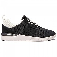 [해외]SUPRA Scissor Black / Bone