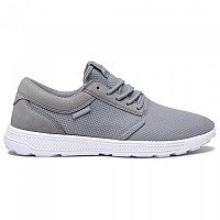 [해외]SUPRA Hammer Run Grey / White
