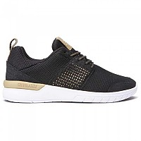[해외]SUPRA Scissor Black / Gold / White