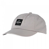 [해외]SUPRA Label Slider Hat Light Grey