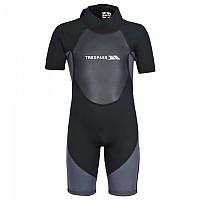 [해외]TRESPASS Scuba Short Wetsuit 3 mm Black