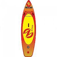 [해외]WOW Sup Inflatable Stand Up Paddleboard Yellow