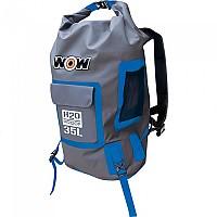 [해외]WOW H2O Proof Dry Packpack 35L Blue