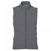 [해외]아식스 Athlete Padded Vest Castlerock