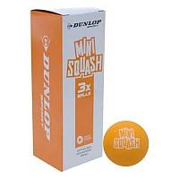 [해외]던롭 Play Mini 3 Balls Orange