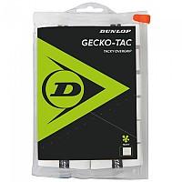 [해외]던롭 Gecko-Tac 12 Units White
