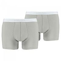 [해외]헤드 UNDERWEAR Basic Boxer 2 Pack Grey