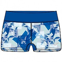[해외]조마 Short Tropical Printed Royal
