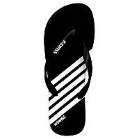 [해외]K-SWISS K Flop White / Black