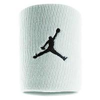 [해외]나이키 ACCESSORIES Jordan Jumpman Wristband White / Black