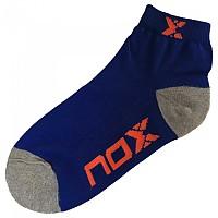 [해외]NOX Tech Logo Blue / Orange Fluor